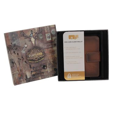 SOMETHING SPECIAL LEATHER LOOK CARD SLIDER WALLET 1PACK