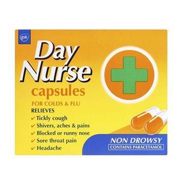 DAY NURSE CAPSULES 20PK