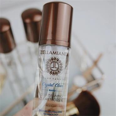 BELLAMIANTA CRYSTAL CLEAR MOUSSE 150ML