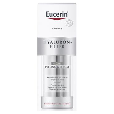 EUCERIN HYALURON FILLER NIGHT PEELING AND SERUM BOOSTER DOU