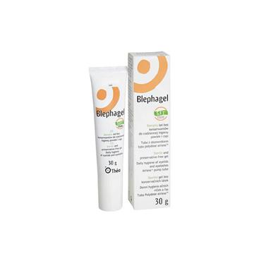 BLEPHAGEL EYELIDS N EYELASHES PRESERVATIVE FREE GEL 30G