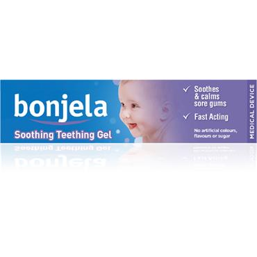 BONJELA TEETHING GEL FROM 4C MTHS 15G