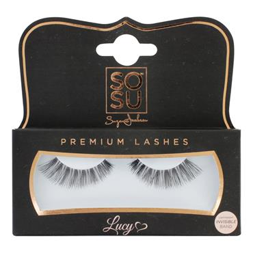 SOSU LUCY EYELASHES BLACK BOX