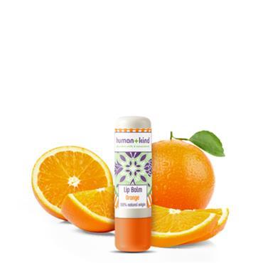 HUMAN AND KIND LIP BALM ORANGE