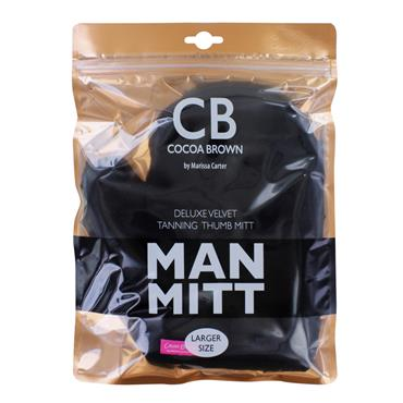 COCOA BROWN MAN MITT