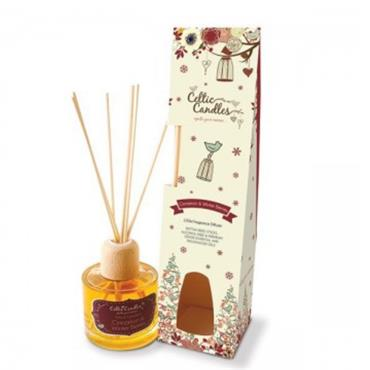 CELTIC CANDLES CINNAMON AND WINTER BERRIES DIFFFUSER 100ML