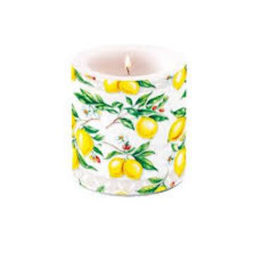 AMBIENTE CITRUS SMALL CANDLE