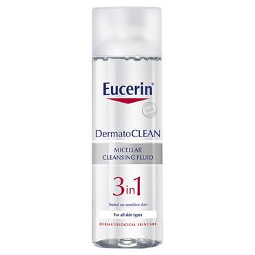 EUCERIN DERMATO CLEAN 3 IN 1 MISCELLAR WATER 200ML