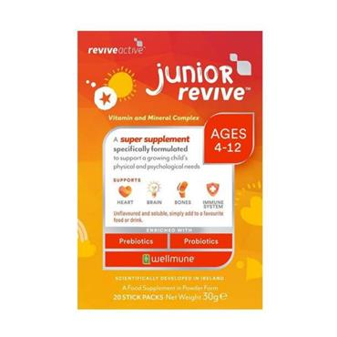 REVIVE ACTIVE JUNIOR AGES 5 -12