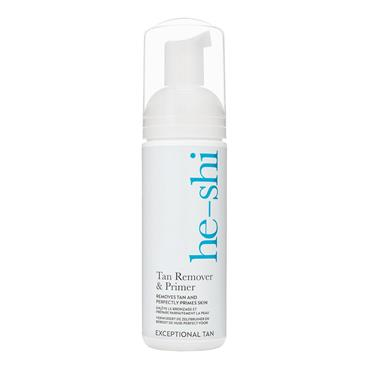 HESHI TAN REMOVER AND PRIMER 150ML