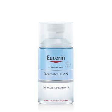EUCERIN DERMATO CLEAN EYE MAKE UP REMOVER 125ML