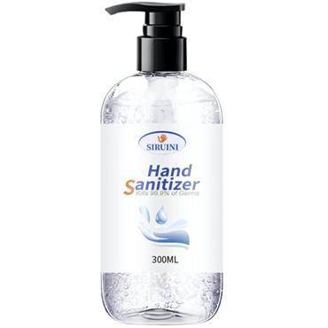 SIRUINI Hand Sanitiser 75% Alcohol 300ml
