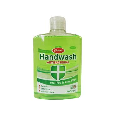 CERTEX TEA TREE AND ALOE VERA ANTIBACTERIAL HANDWASH