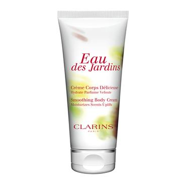 CLARINS EAU DE JARDINS SMOOTHING BODY CREAM
