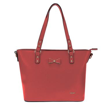 MENDE DOUBLE HANDLE BOW FEATURE CITY TOTE