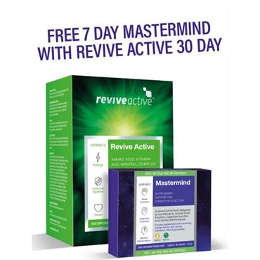 REVIVE ACTIVE 30 + FREE 7 DAY REVIVE MASTERMIND