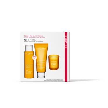 CLARINS SPA AT HOME SET