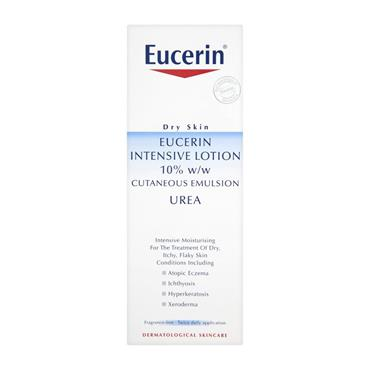 EUCERIN INTENSIVE 10 W W UREA TREAT LOT