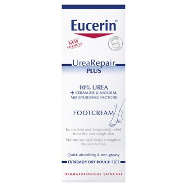 EUCERIN INTENS FOOTCARE 10  UREA