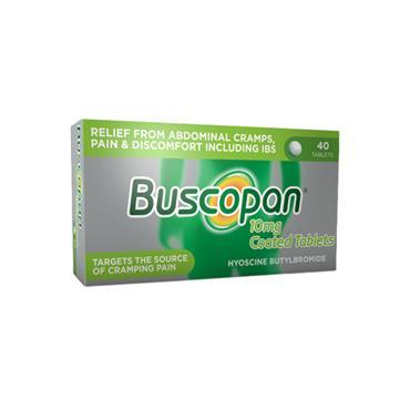 BUSCOPAN 10MG