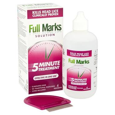 FULL MARKS SOLUTION 200ML