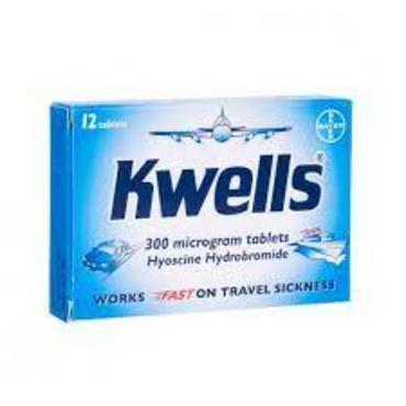 KWELLS TABS 12