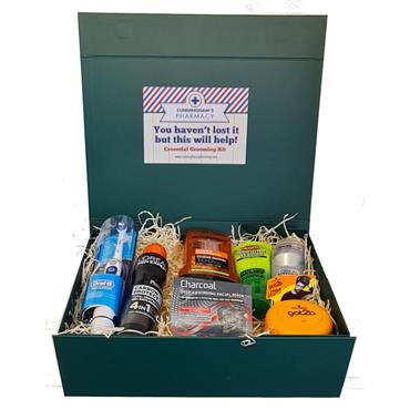 """""""YOU HAVEN'T LOST IT..."""" ESSENTIAL GENT'S GROOMING KIT"""