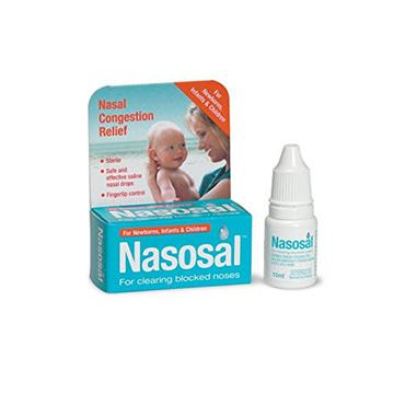NASOSAL SALINE NASAL DROPS