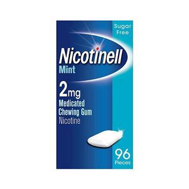 NICOTINELL 2MG MINT 96 PK