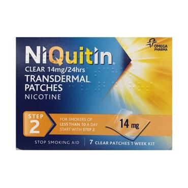NIQUITIN STEP 2 7 PATCHES