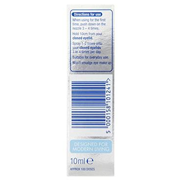 OPTREX 2 IN 1  ACTIMIST DRY N TIRED EYE SPRAY 10ML