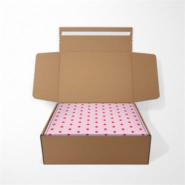 Polka Dot Gift Box