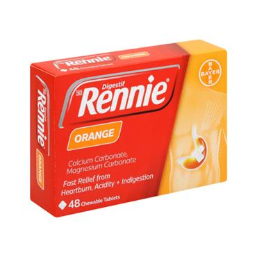 RENNIE ORANGE 48'S