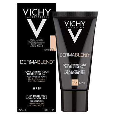 VICHY DERMABLEND CORRECTIVE FOUNDATION 35