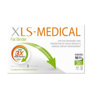 XLS MEDICAL FAT BIND FAT BINDER 60 TABS