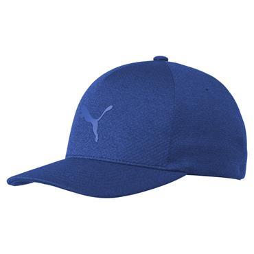 Puma Evoknit Delta Flexfit Cap  Blue