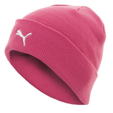 Puma Control Beanie  Beetroot/Purple/White