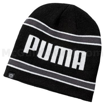 c78b53d4890 Puma Stripe PwrWorm Beanie Black ...