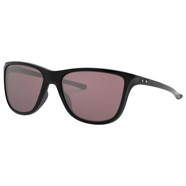 Oakley Reverie PRIZM Glasses Polished Black - Prizm Daily Polarized
