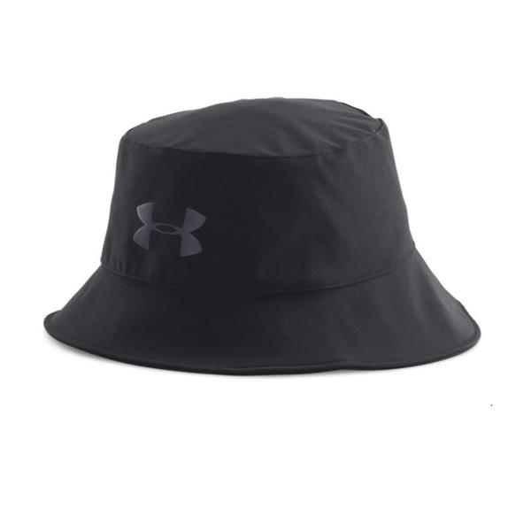 f08e2a0c105 Under Armour GORE-TEX Waterproof Bucket Hat Large Black