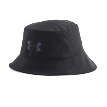 Under Armour GORE-TEX Waterproof Bucket Hat Large BLACK