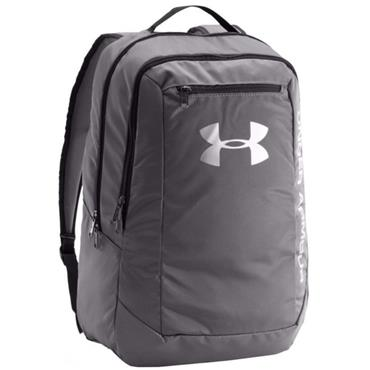 Under Armour Hustle Backpack  Grey 040