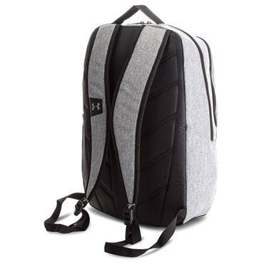 Under Armour Hustle Backpack Grey(041)