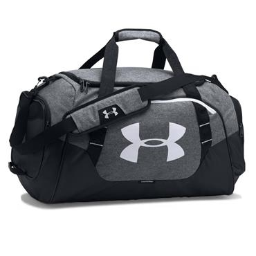 Under Armour Undeniable 3.0 Duffel Graphite - White