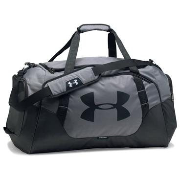 Under Armour Undeniable 3.0 Duffel Stealth Graphite - Black