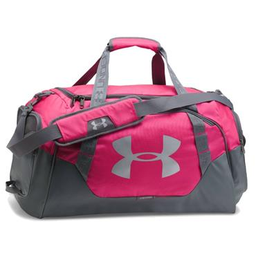 Under Armour Undeniable 3.0 Duffel  Pink/Blue