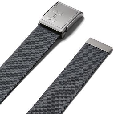 Under Armour Gents Webbing Belt 2.0  Black 002