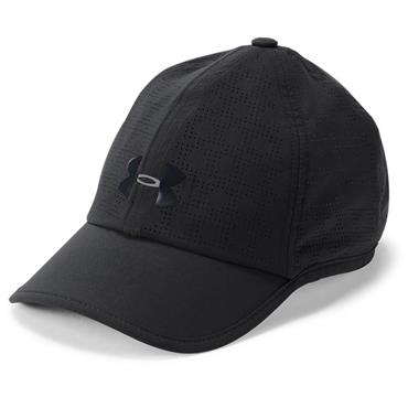 Under Armour Ladies Driver Cap  Black 001