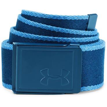 Under Armour Novelty Patterned Webbing Belt  Blue 487