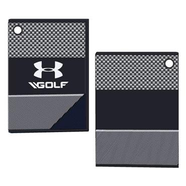 Under Armour Golf Towel  Black 001